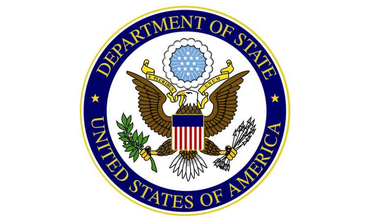 Logo - Département d'Etat des Etats-Unis
