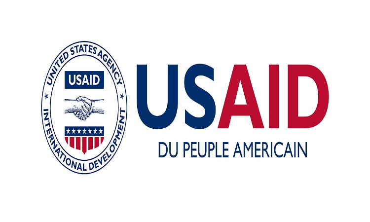 USAID Logo Français