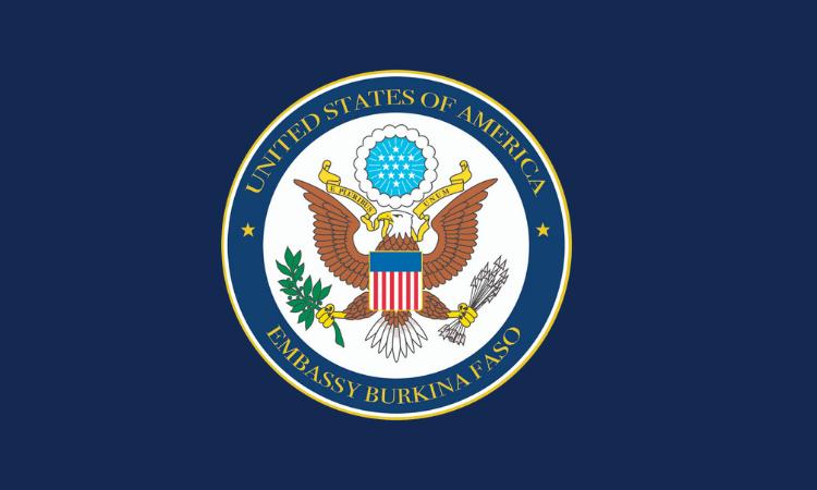 Branding - U.S. Embassy Burkina Faso