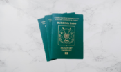 Burkinabe Passport