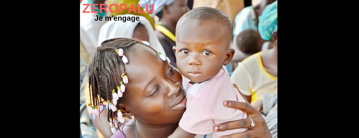 Soutien du Gouvernement américain dans le cadre de la lutte contre le paludisme