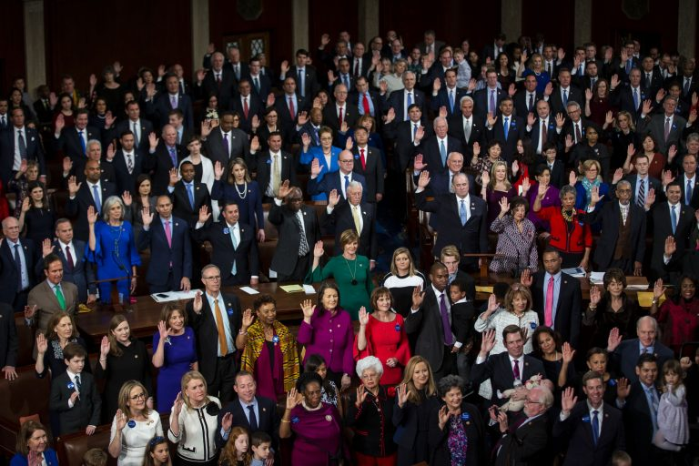 Learn about the 116th Congress in four infographics.
