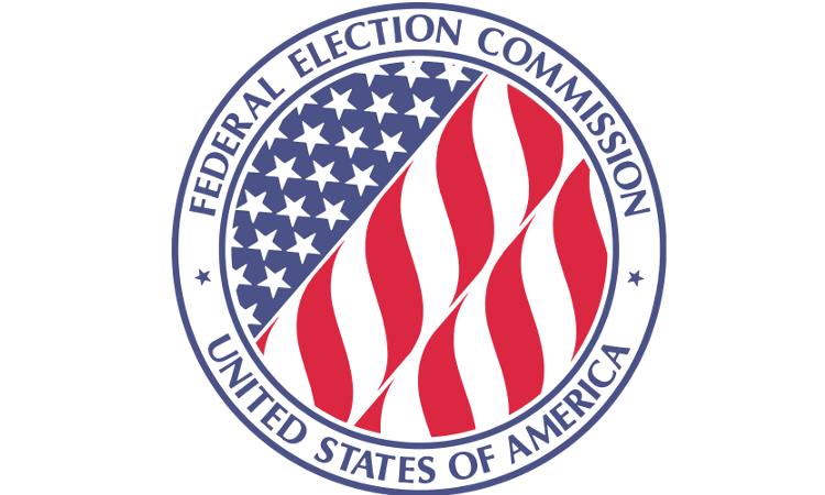 Logo for the US Federal Election Commission