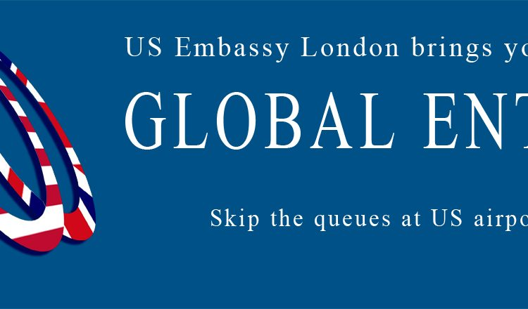 The Global Entry program streamlines US border controls for for UK citizens