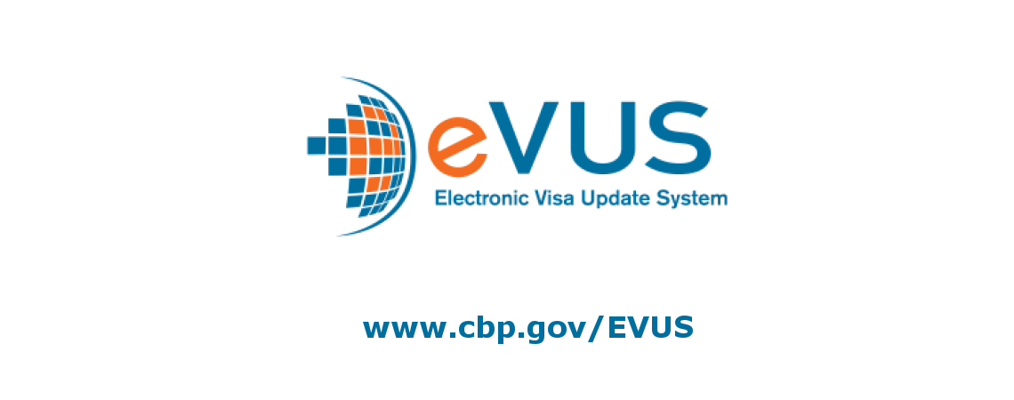 Electronic Visa Update system