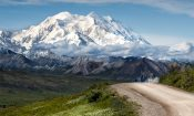 The view from near Stony Dome in Denali National Park, Alaska. (National Park Service)