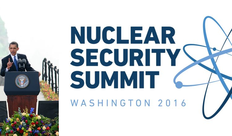 U.S. Hosts Nuclear Security Summit in Washington DC