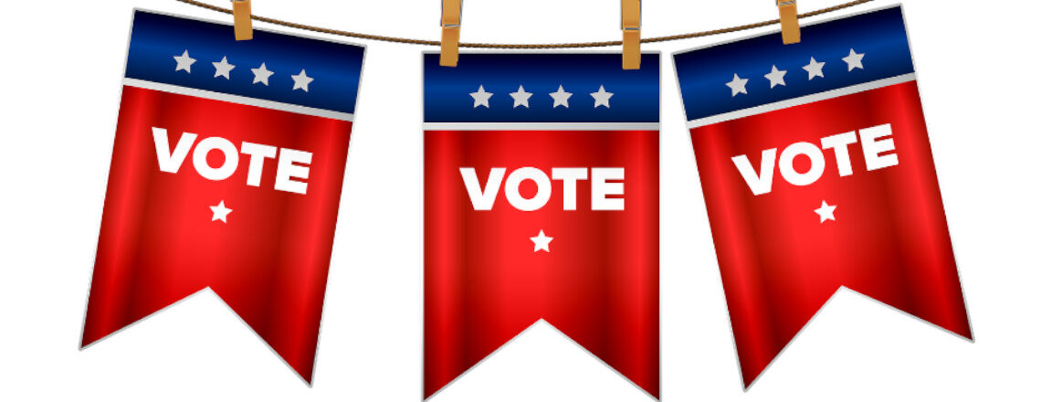 Celebrate democracy this 4th of July by voting in the 2020 U.S. Elections!