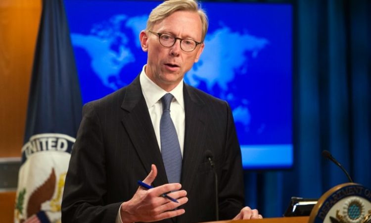 Brian Hook, special representative for Iran at the State Department (Cliff Owen/AP Images)