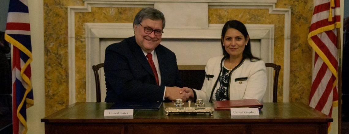 Landmark U.S.-UK Agreement on Cross-Border Data Access to Combat Criminals and Terrorists