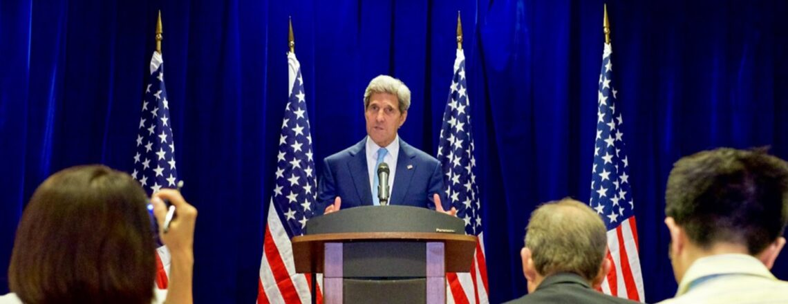 Sec Kerry Participates in the UNSC Open Debate on  Climate and Security