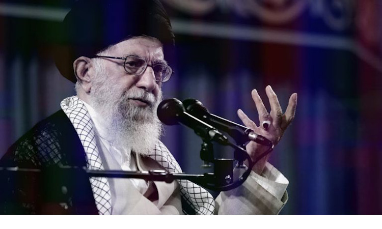 Photo of Ayatollah Khamenei