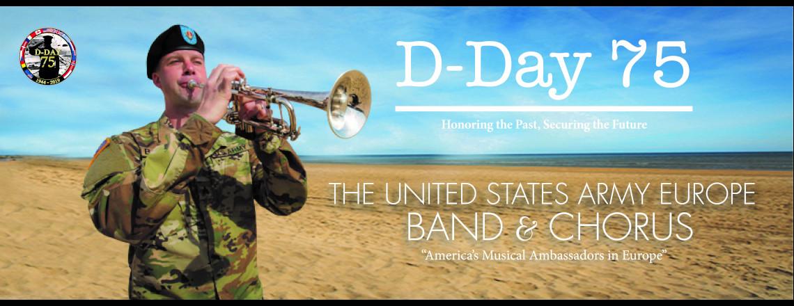 U.S. Army Europe Band & Chorus concerts – Free Admission !