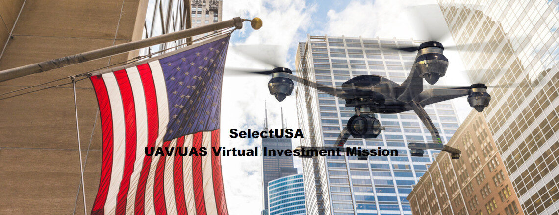 Apply NOW for the January 2021 SelectUSA Investment Mission!