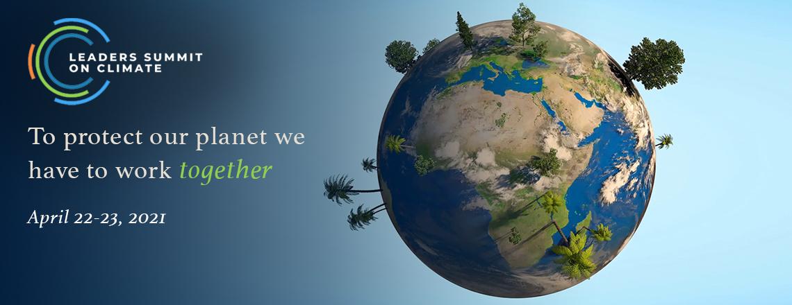 Leaders Summit on Climate, 22-23 April 2021