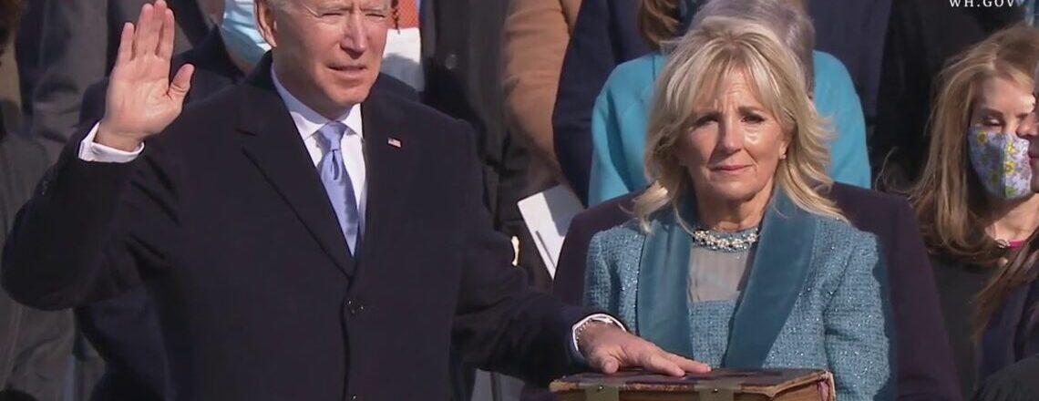 Inaugural Address by President Joseph R. Biden, Jr.