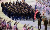 2019 CISM Military World Games Opening Ceremonies
