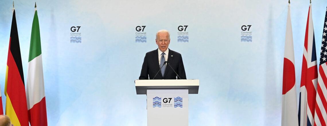 Carbis Bay G7 Summit – Final Communiqué