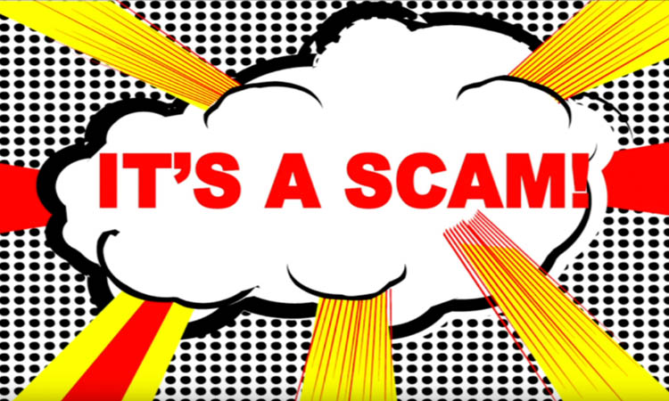 Internet Financial Scams