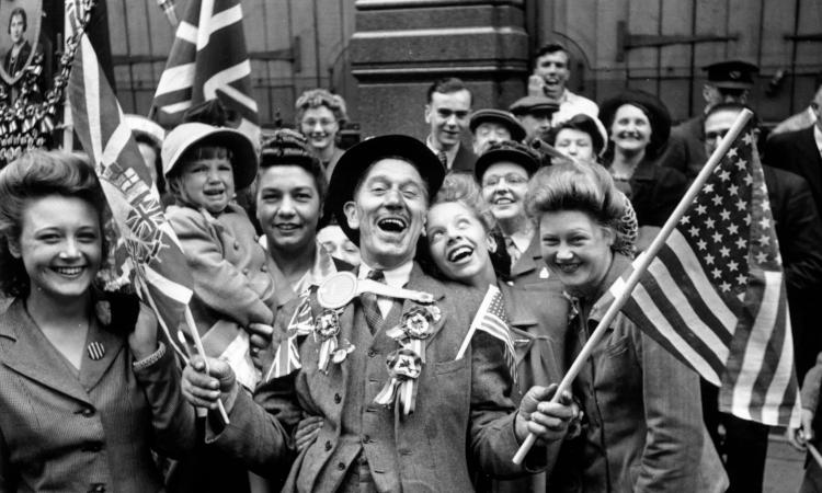 On May 8 the UK will join the U.S. and allies around the world to mark the 75th anniversary of VE Day, and we want YOU to help us celebrate the achievements of the Greatest Generation who helped bring about an end to WWII.