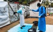 Ebola Treatment Unit, eastern DRC
