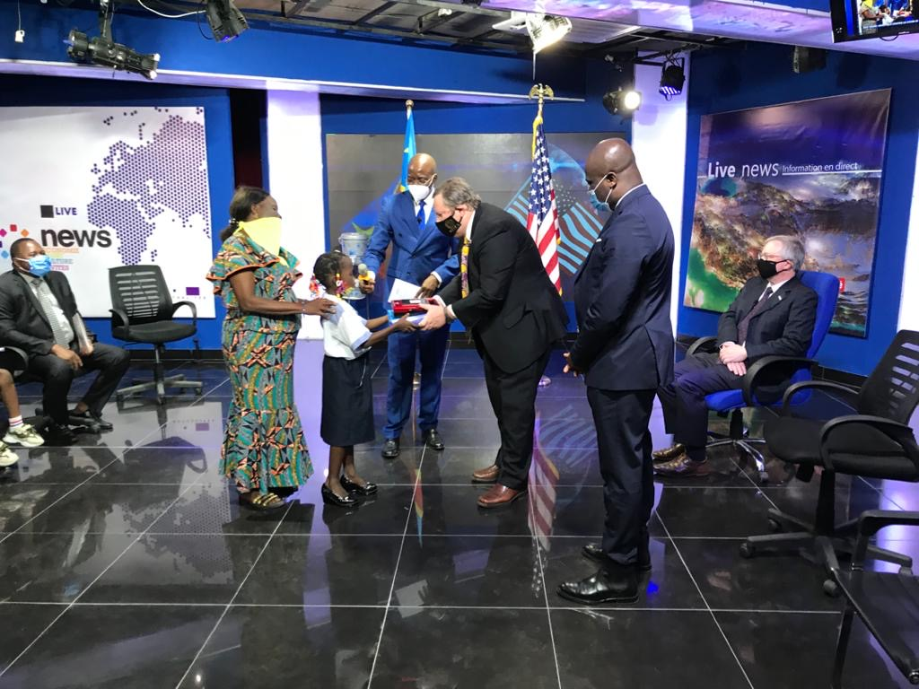 U S And U K Supported Radio Program To Support Youth Education While Schools Closed For Covid 19 U S Embassy In The Democratic Republic Of The Congo