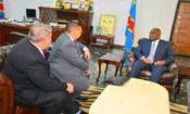 President Tshisekedi and Dr. Pham