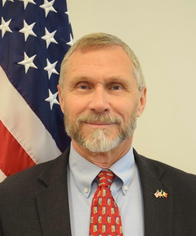 Photo of Chargé d'Affaires, a.i. Richard K. Bell