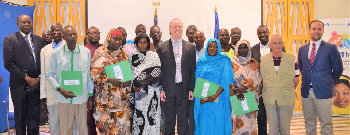 U.S. Embassy Grants Support Sustainable Livelihoods