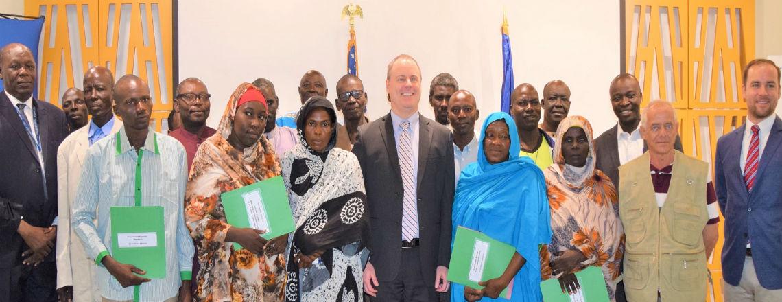 L'Ambassade des Etats-Unis soutient des organisations communautaires