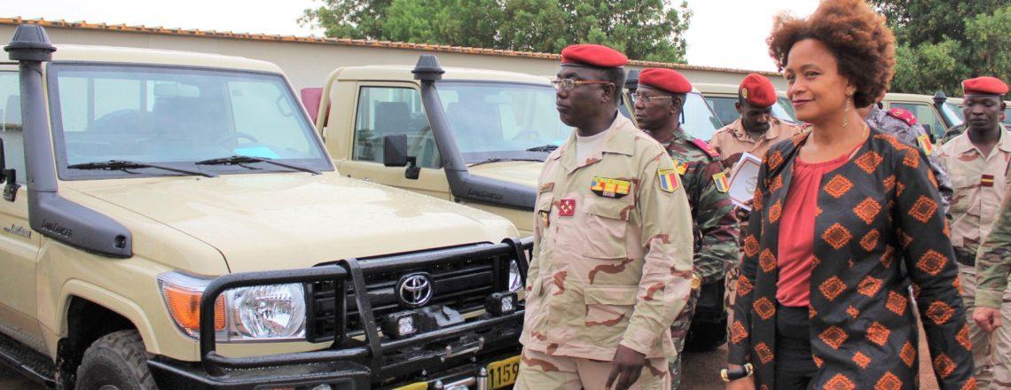 U.S. Equipment Donation Strengthens Chadian G5 Sahel Forces
