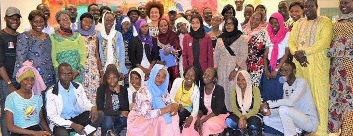 Des Jeunes Tchadiens Discutent de l'Histoire et Leçons du Mouvement de Droits Civiques Amé