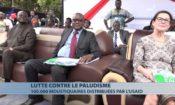 Paludisme : l'Usaid offre 100 000 moustiquaires à 1 500 écoles de l'Atlantique