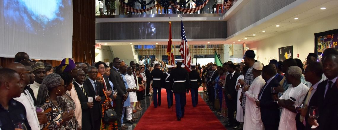 U.S. Embassy Marks 243rd Anniversary of Independence Day under Space Exploration Theme