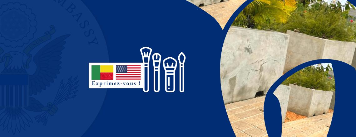 Exprimez-vous ! – Concours Artistique de l'ambassade des Etats-Unis