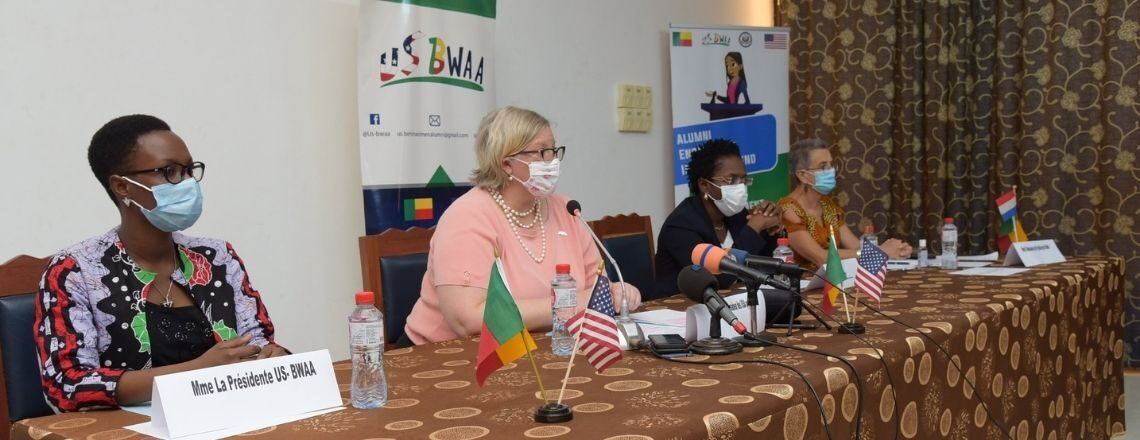 U.S. Exchange Alumni Prepare 770 Women to Rise Within Benin's Political Parties