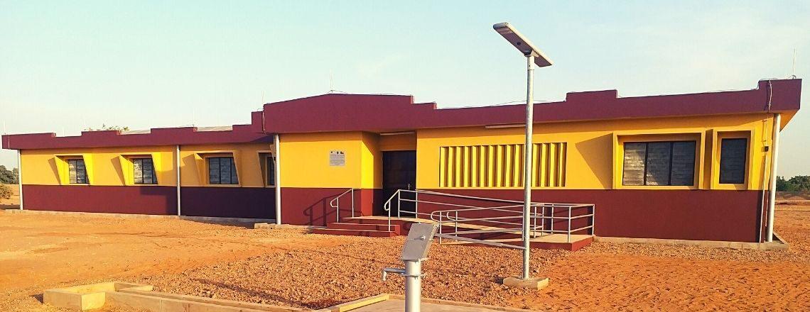 Les Projets Réalisés Par L'armée U.S. Augmentent Les Capacités de Soins de Santé au Bénin