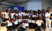 """30 Teachers Introduced to """"American English"""" Methods and Resources"""