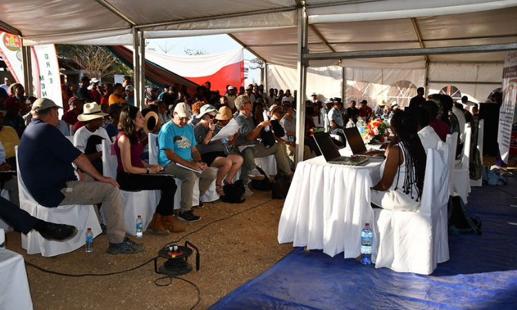U.S. Chargé d'Affaires Participates in Sustainable Agriculture Forum in Show of Support for Menabe Region