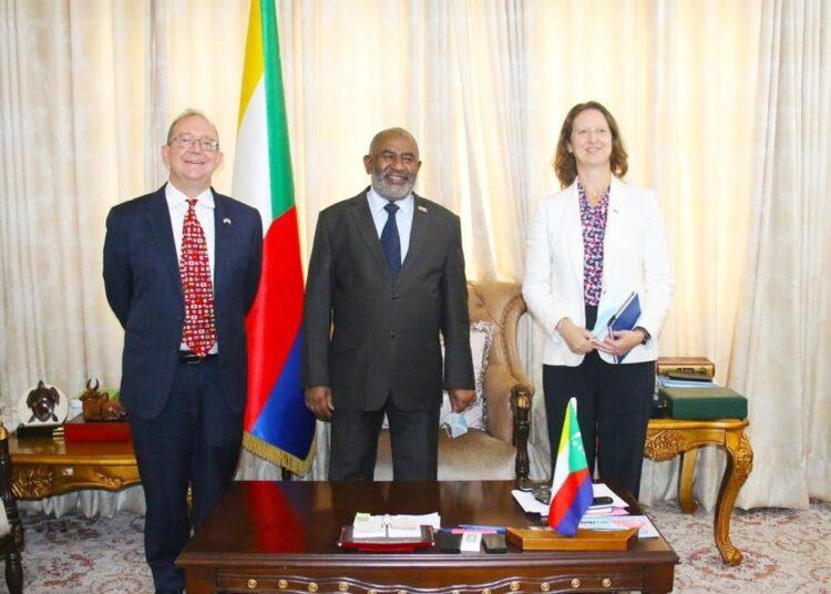 Ambassador Pelletier: First Trip to Comoros Since the Coronavirus Pandemic
