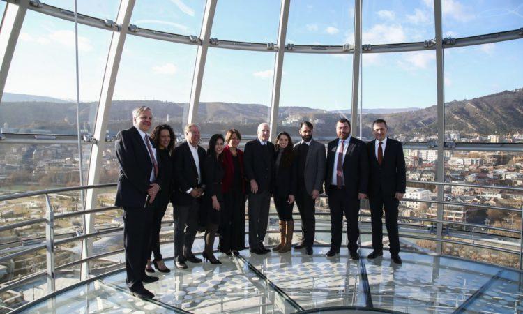 Photo by President Margvelashvili's Press Office