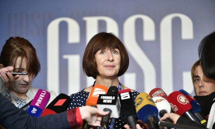CDA Elizabeth Rood's Remarks to media at GDSC 2019