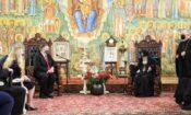 Secretary Pompeo meets Patriarch Ilia II