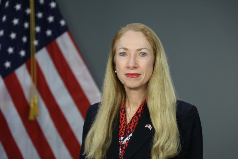 Photo of Ambassador Kelly C. Degnan