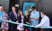 (Greater Topeka Partnership) Ribbon cutting