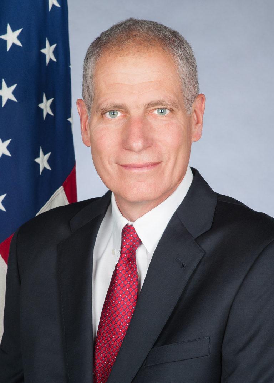 Photo of Ambassador Todd P. Haskell
