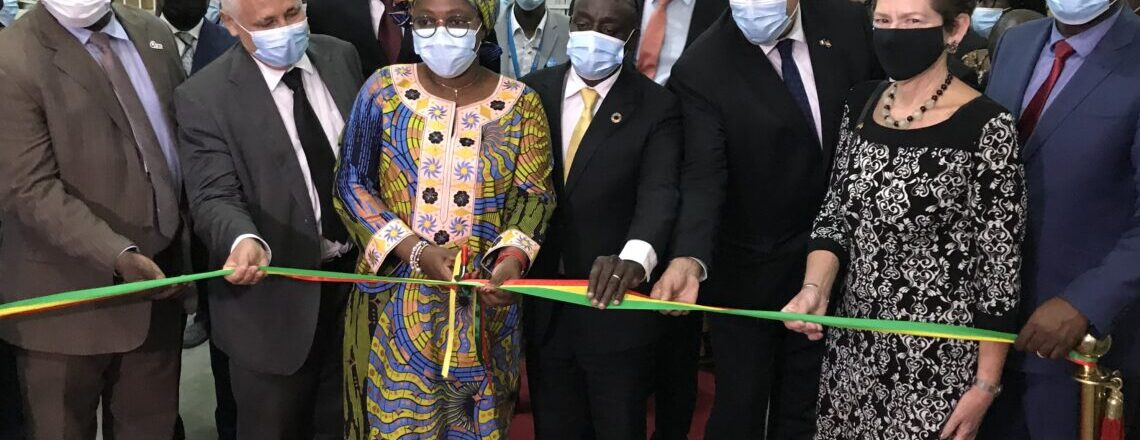 Handover of CAMEPS Rehabilited Drugs of Warehouse
