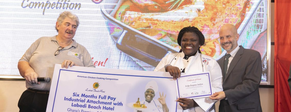 U.S. Poultry Nat. Cooking Competition -Remarks by Chargé d'Affaires Christopher Lamora