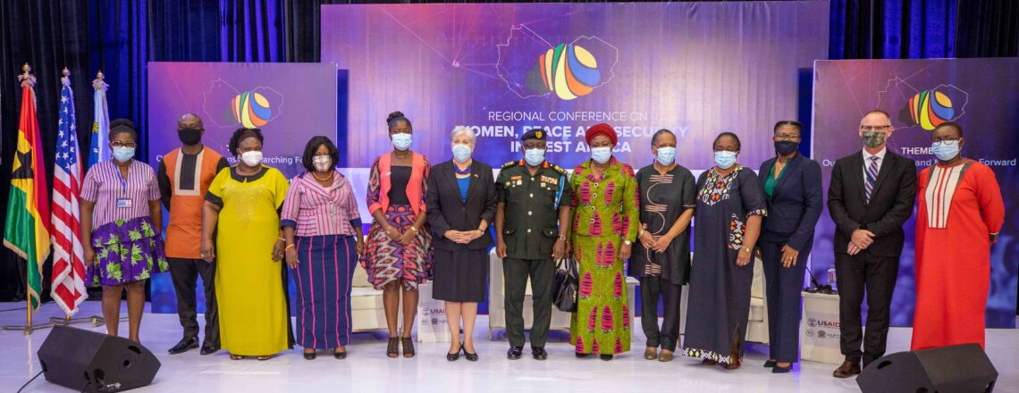 U.S. Supports Women, Peace, and Security Initiatives throughout West Africa and the Sahel