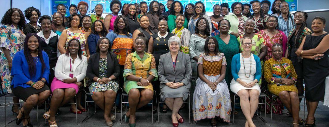 Mentoring Women Forum – Ambassador Stephanie Sullivan's Remarks